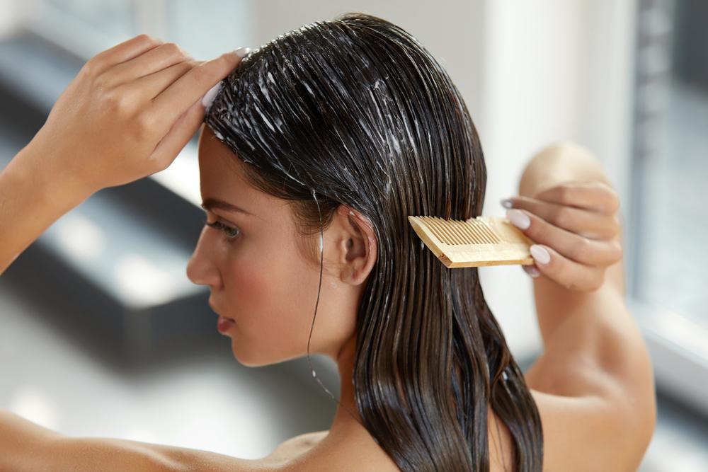bain d'huile pour eviter de perdre des cheveux