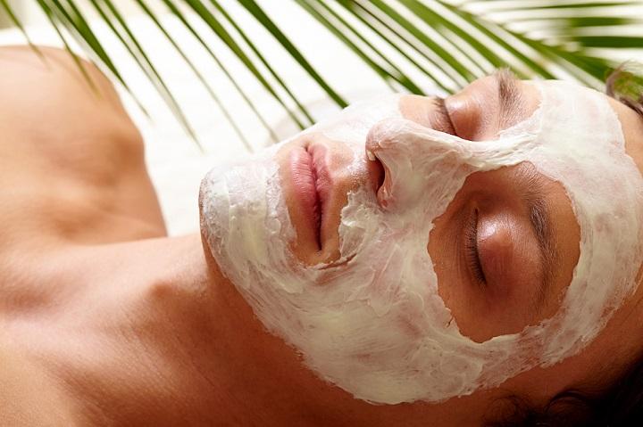 masque naturel pour resserer les pores dilatés