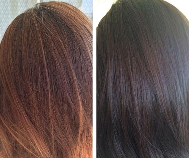 le hénné pour colorer naturellement ses cheveux